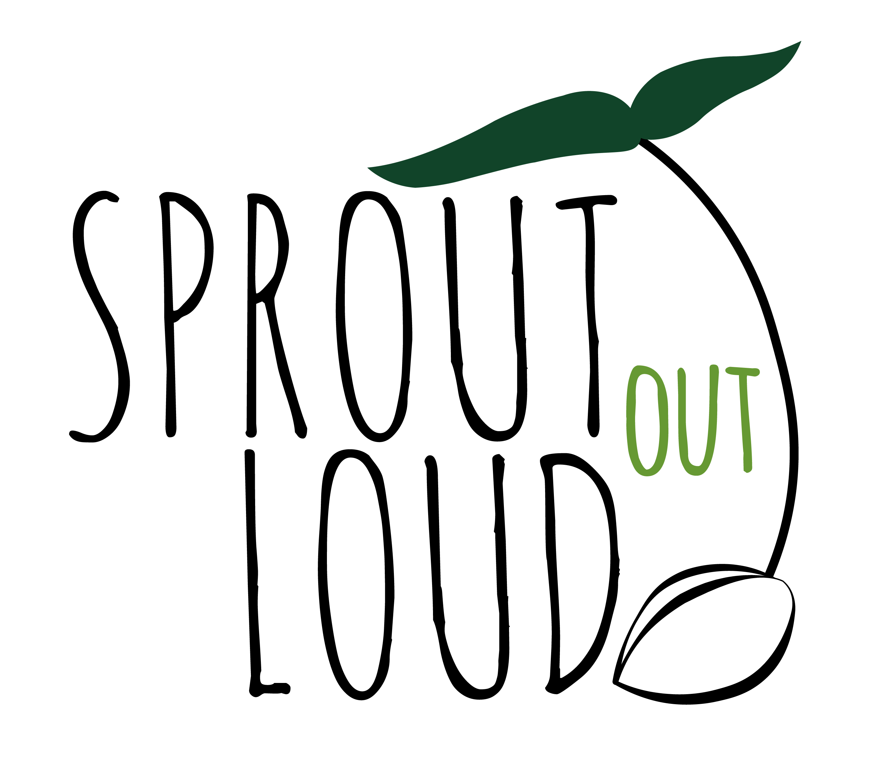 Sprout Out Loud Logo